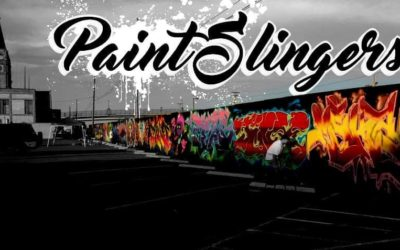 Paint Slingers Event Coming July 18-19